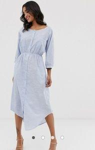 Y.A.S. | Yasjamia Long Shirt Dress/Angel Falls/S